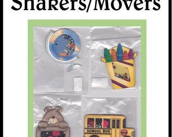 CLEARANCE SALE * Scrapbooking Dimensional Embellishment Shaker Box scrapbook shaker box Card shaker card mover Paper Piecing Shaker card