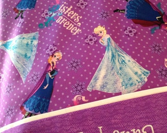 Personalized Disney FROZEN Pillowcases STANDARD SIZE
