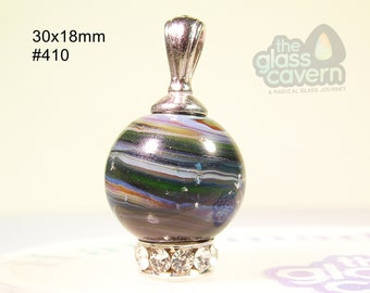 Borosilicate Glass Handmade Pendant