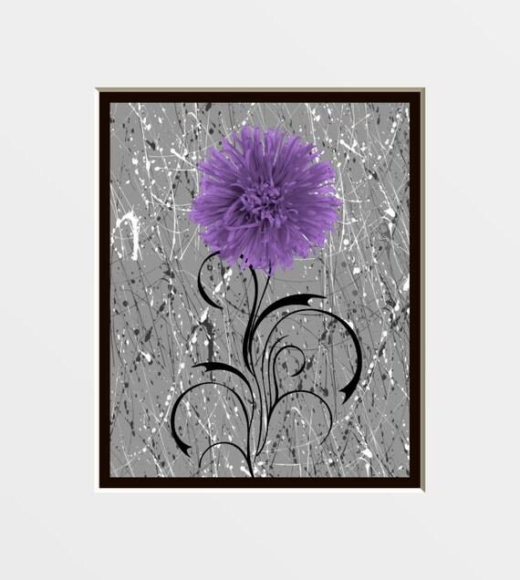 purple gray wall art by littlepiephotoart on etsy. Black Bedroom Furniture Sets. Home Design Ideas