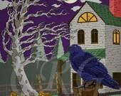 Raven Autumn