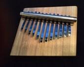 Kalimba - 12 notes - C major