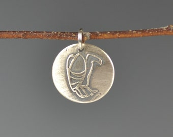 Vulture totem-charm-talisman-amulet-spirit animal-power animal