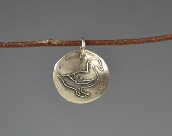 Duck totem-charm-amulet-talisman-power animal-spirit animal