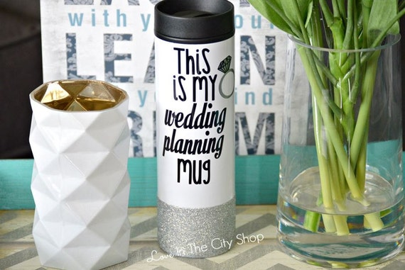 Wedding Planning Gift Set : Wedding Planning Mug, Wedding Planner Gift, Wedding Coordinator Gift ...