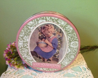 Vintage Good Housekeeping Tin