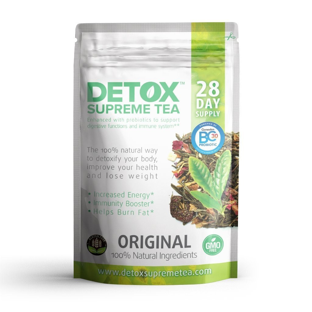 how to naturally detox your body and lose weight