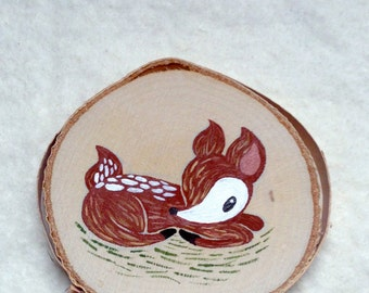 Fawn Magnet // Ornament