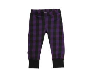 Purple plaid pants | Etsy