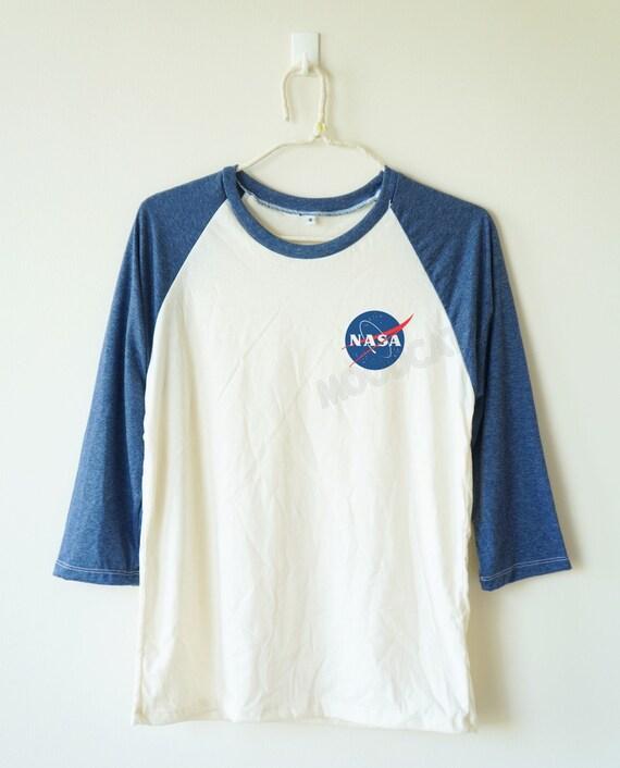 Nasa tshirt fashion shirt tumblr graphic shirt funny by ...