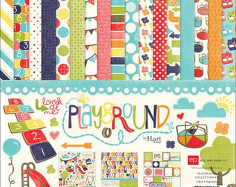 Echo Park Playground Collection Kits