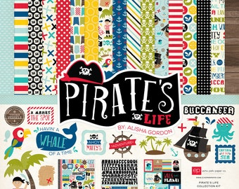 Echo Park Pirate Collection Kit
