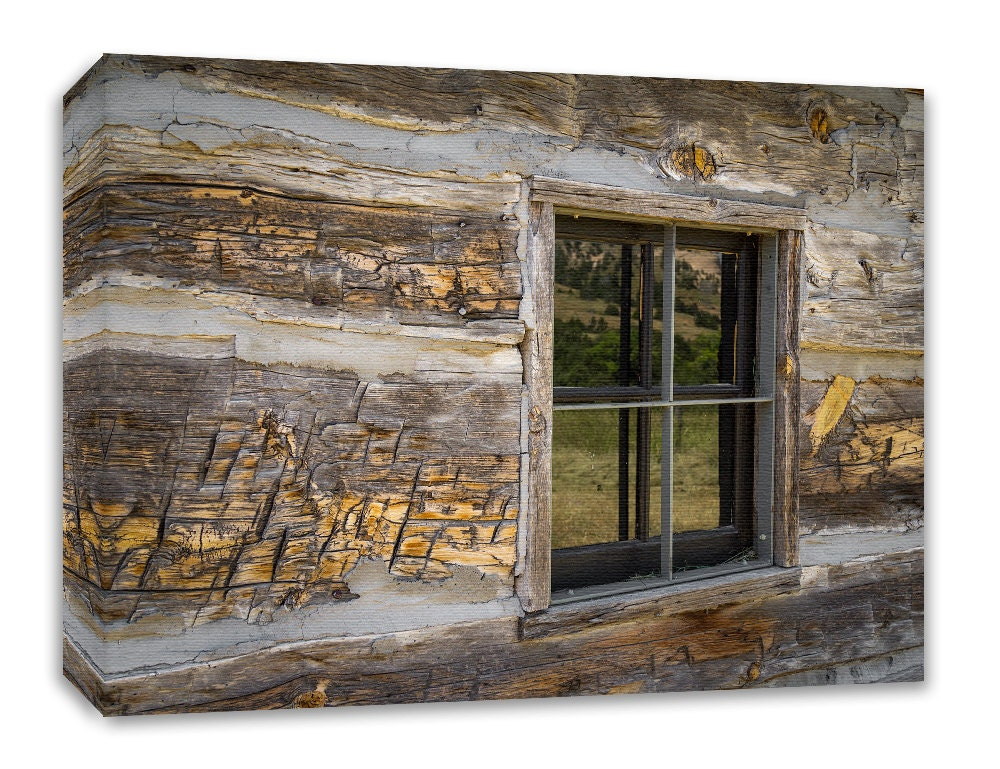 Rustic Log Home Decor: Rustic Wall Decor Log Cabin Wall Art Rustic Wall Art