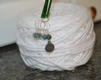 Tree of Life Stitch Markers