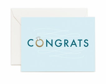 Congrats on the Bling Card