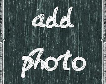 Add Photo Fee
