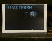 TOTAL TRASH #2: a disposable camera zine