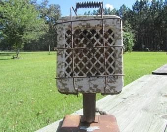 Glass Insulator Hemingray Brookfield Vintage Power Line