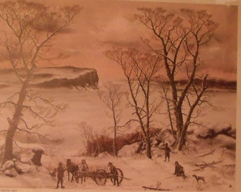 A Winter Day by Gary Miller