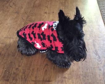 Novelty dog coat