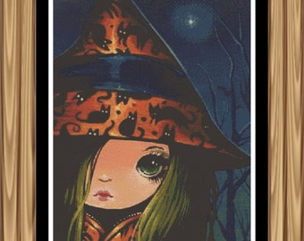 Sweet Little Witch