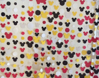 Mickey Mouse Photo Back Drop
