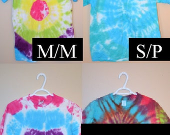 Discounted Tie Dye T-Shirts