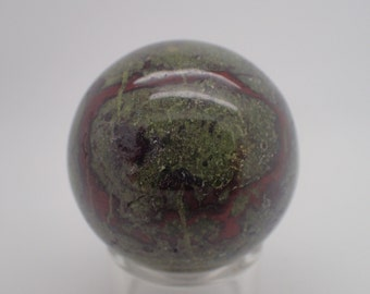 40mm Dragons Blood Crystal Ball