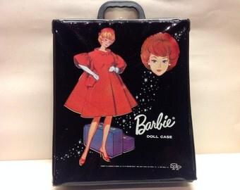 Rare 1963 Original Mattel Barbie Doll Case.
