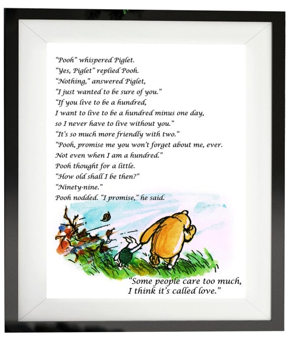 Winnie The Pooh Owl Quotes: Winnie The Pooh Wedding Love Quotes 'If There Ever Comes