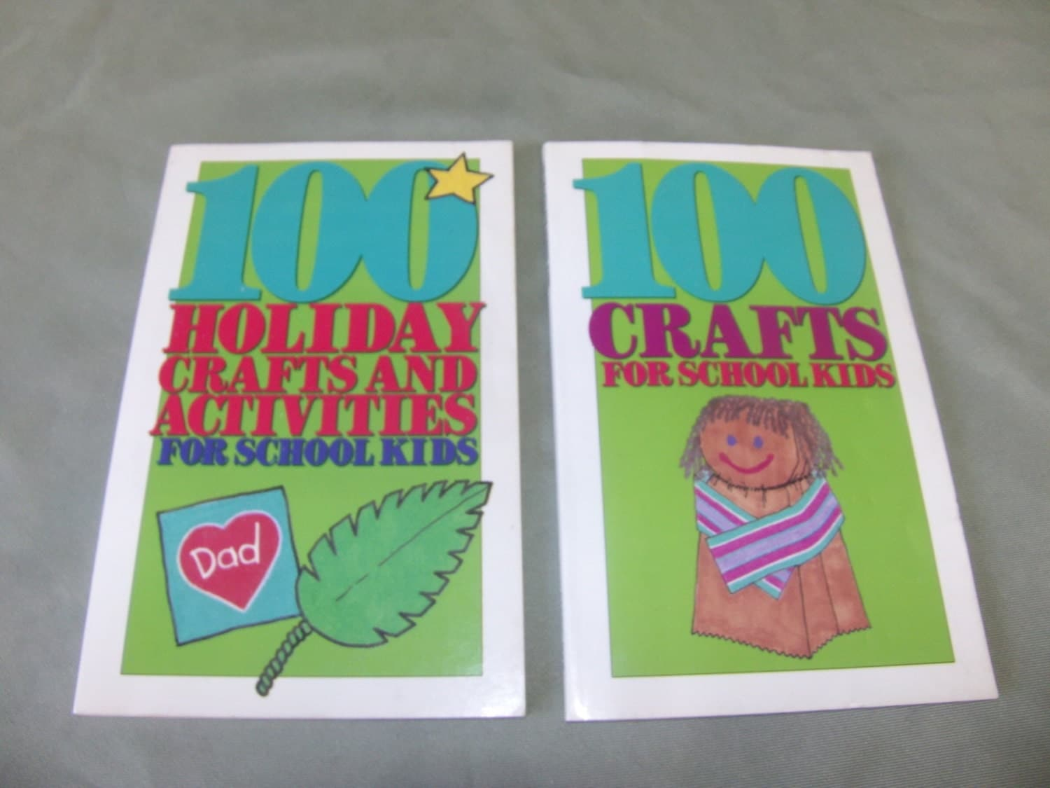 Childrens craft books holiday craft idea book bible for Book craft ideas
