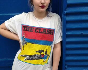 Vintage Clash T Shirt