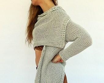 Women,s clothing, Sweater woman, Boho Sweater.