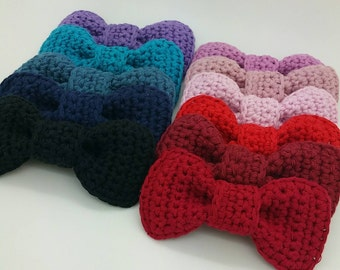 Baby Bowtie papillon crochet
