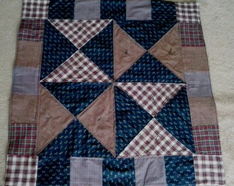 Manor House Dog Quilt