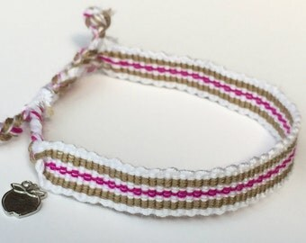 Friendship Bracelet, Slow Fashion, Ethical and Fair Trade