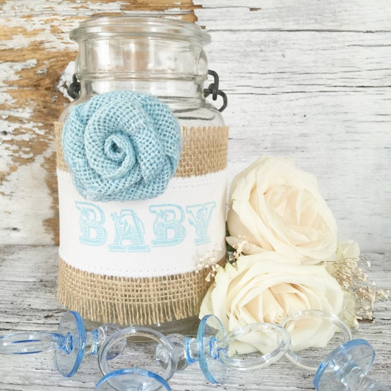 Baby boy shower ideas diy shabby chic by