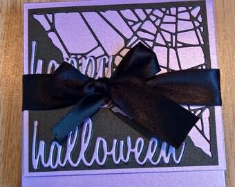 Halloween Gift Pocket Card