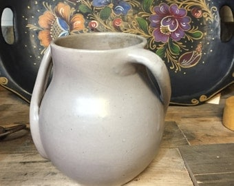 1900's Slate Gray Georgia Art Pottery