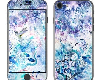 Unity Dreams by Cameron Gray - iPhone 7/7 Plus Skin - Sticker Decal
