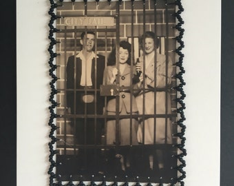 City Jail Card
