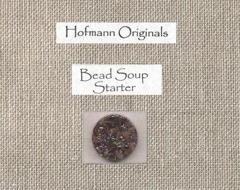 Hofmann Originals - Bead Soup Starter - Eggplant Crunch - BDST5 - By the Package
