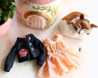 Doll clothes for YOSD , BJD size.