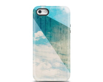 iPhone 4s case Wood iPhone 6s case Cloud iPhone 6 case Color Block iPhone case Cloud iPhone 5s case geometric iphone case, romantic