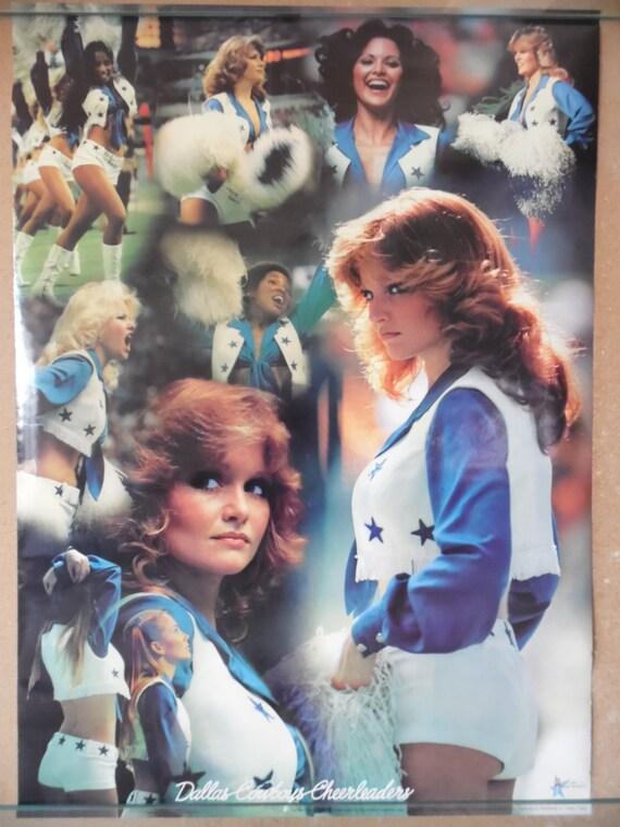 Original 1979 Dallas Cowboys Cheerleaders Poster-7049