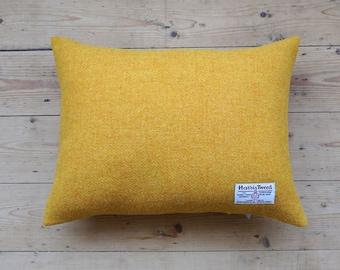 Harris Tweed Luxury Yolk Cushion