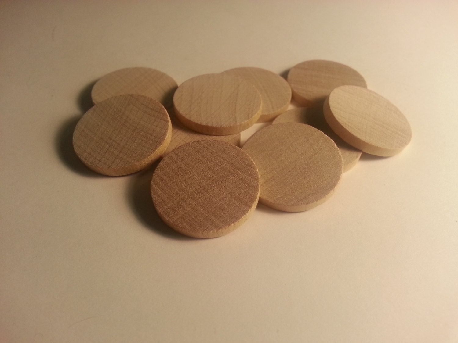 Craft Ideas With Wooden Coins