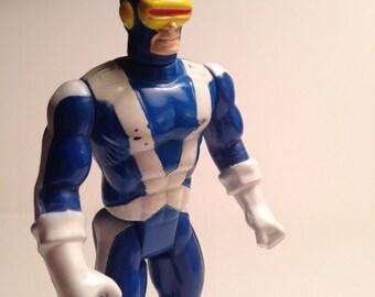 1991 X Men Cyclops collectible Toy