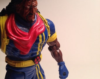 1993 X Men Bishop collectible Toy