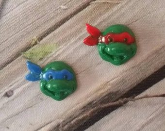 One Set of Ninja Turtle Xray Radiographer Markers